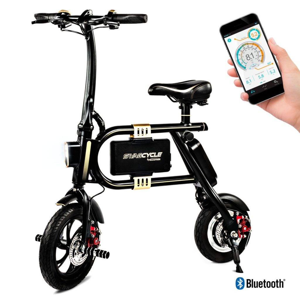 Swagtron Swag Cycle E-Bike Folding Best Electric Bicycle