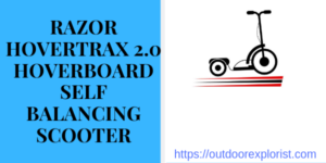 Razor Hovertrax 2.0 Hoverboard self balancing scooter